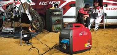 Honda generatorer