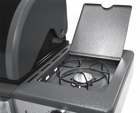 Billig Gasgrill Med 4 Brændere : Gasgrill thor 410 ps v2.0 4 brÆnder si til billige priser