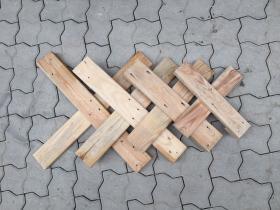 Juletræsfod/trækryds 45cm