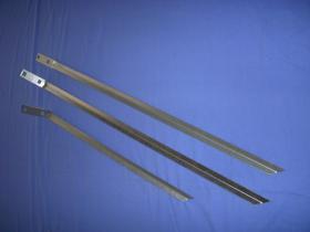 Skiltespyd 70cm lodret til jord ell fod