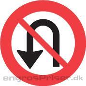 Vending Forbudt 50cm C12 tavle