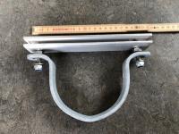 Kæbebeslag mont på Ø114mm enk