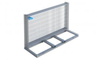 Transportcontainer t/30 byggepladshegn
